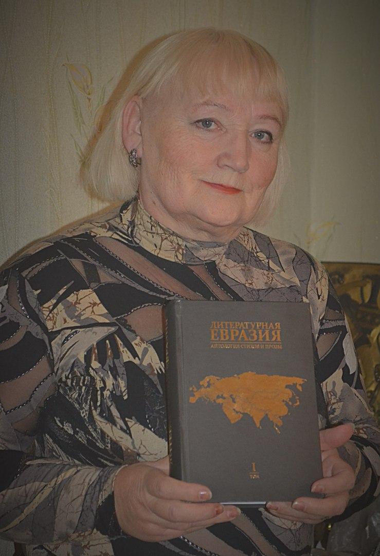 Людмила Кирсанова