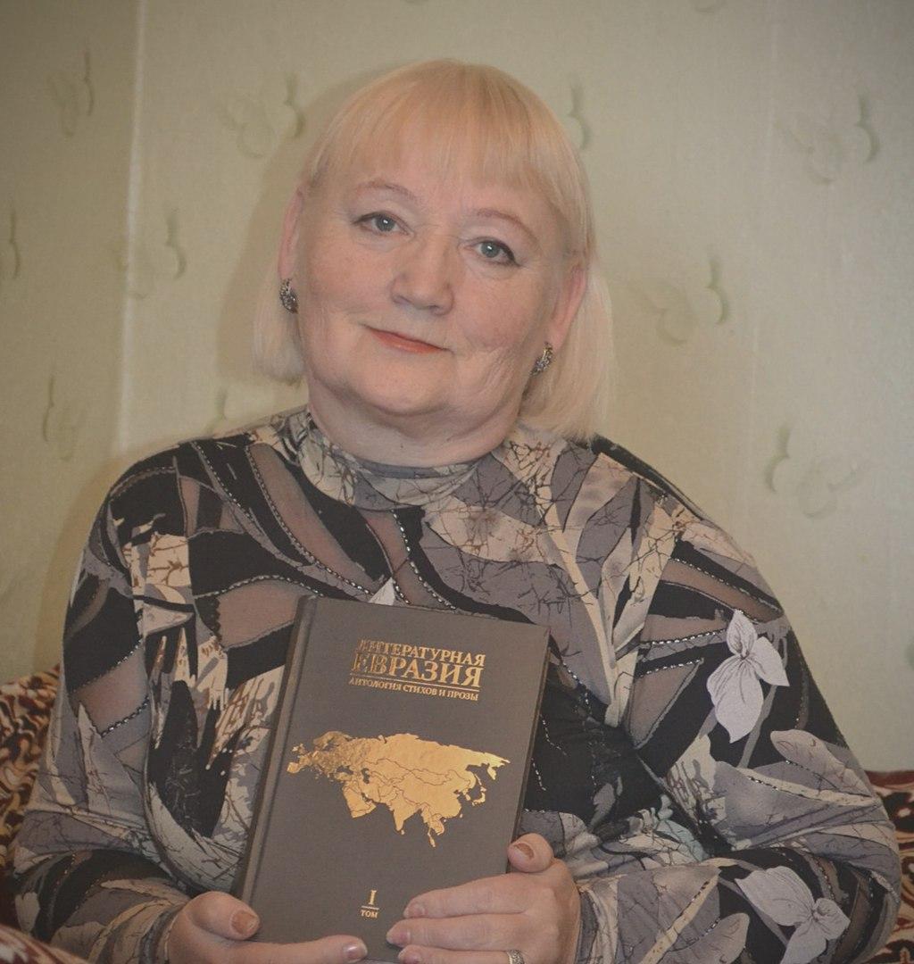 Людмила Кирсанова 2
