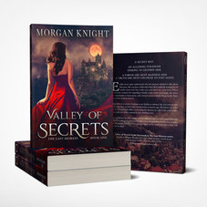Valley of Secrets - Morgan Knight