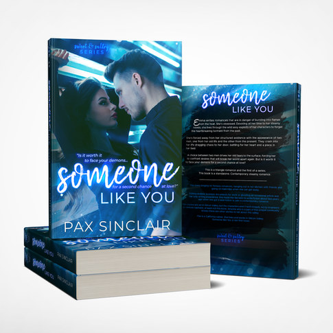 Someone Like You - Pax Sinclair