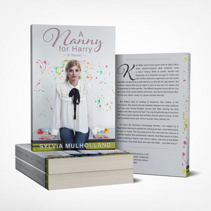 A Nanny for Harry - Sylvia Mulholland
