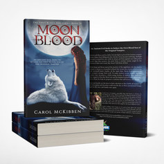 Moon Blood (Book 3) - Carol McKibben