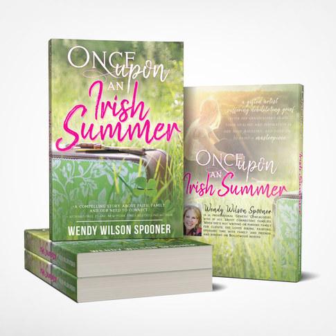 Once Upon An Irish Summer - Wendy Wilson Spooner