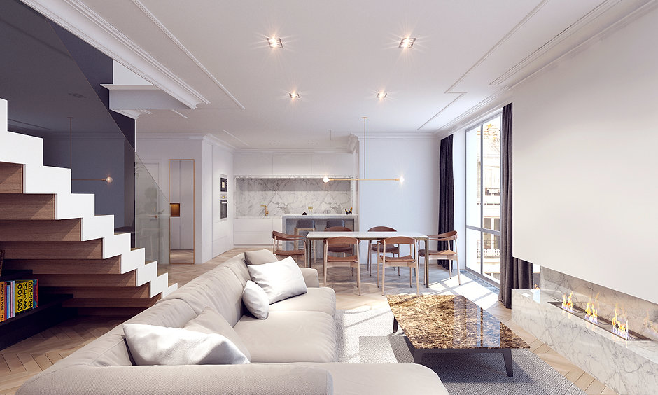 smirnova interiors architecte d 39 int rieur haut de gamme. Black Bedroom Furniture Sets. Home Design Ideas