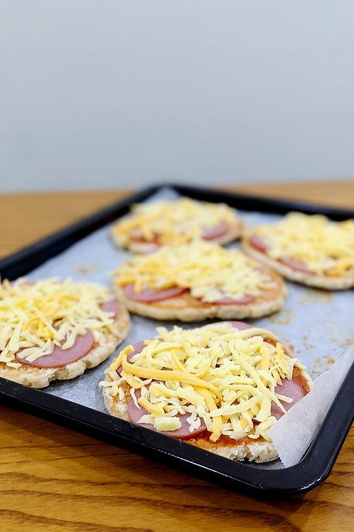 如實製粉米披薩皮