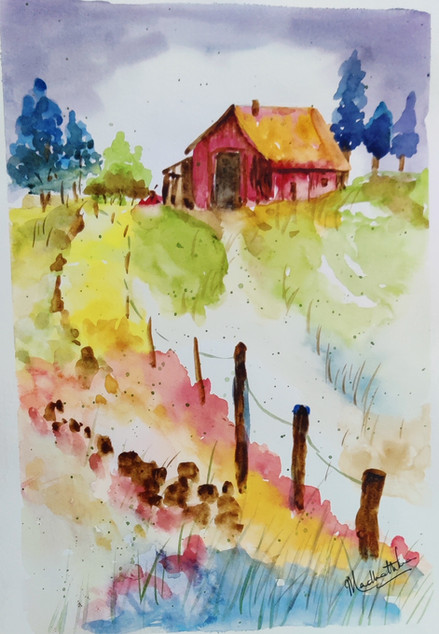 Water Color