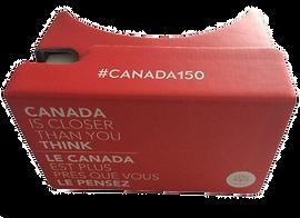 Canada-150-Custom-branded-VR-headset-Vir