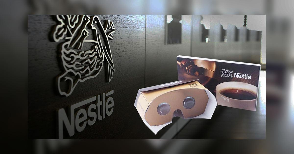 Nestle's-Custom-branded-VR-headset-Virtu