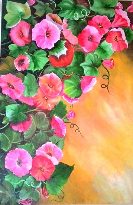 Oils on Canvas Board