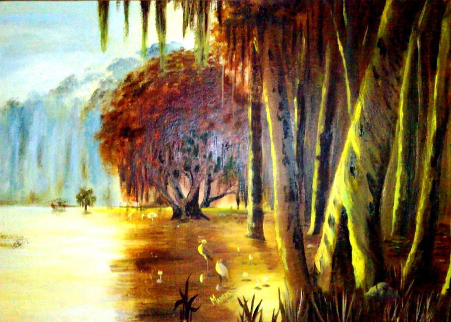 Oils - Swamp
