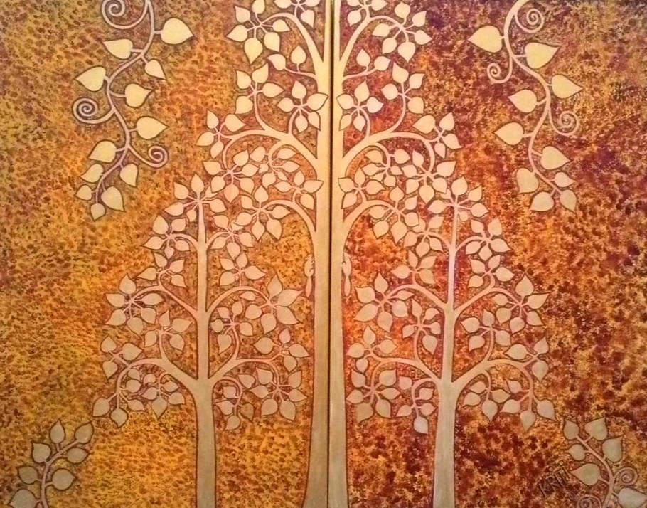 Mixed Media - Tree of Life