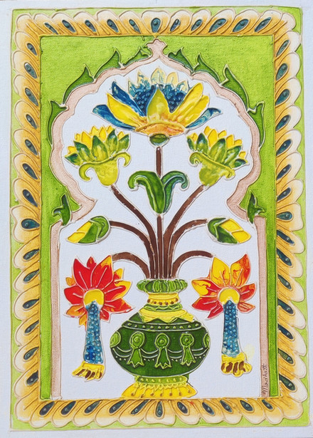 Traditional Persian art