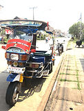 Tuktuk for hire