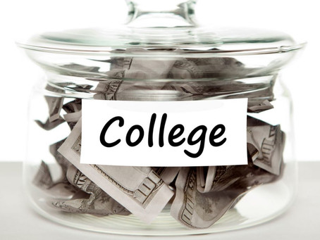 """Top tips from """"Paying for college without going broke"""""""