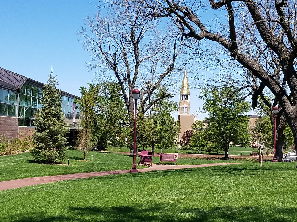 University of Denver Campus. Picture by Eric Stutman
