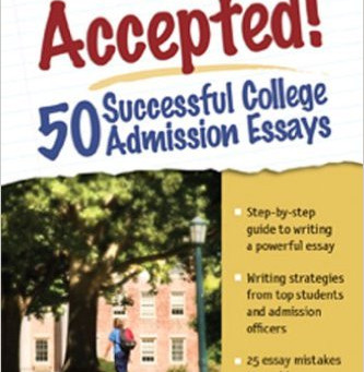 Eric's book review: College essays