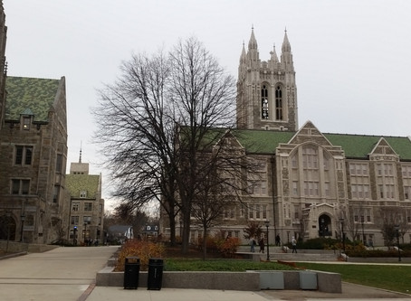 Are Boston-area colleges more selective today? Yes, yes, yes!