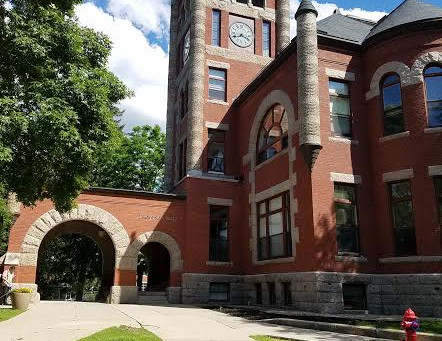 UNH: A nice public school option in New England
