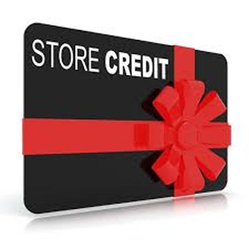 Get $50 worth of In Store Credit for a discount Rate of $30!!