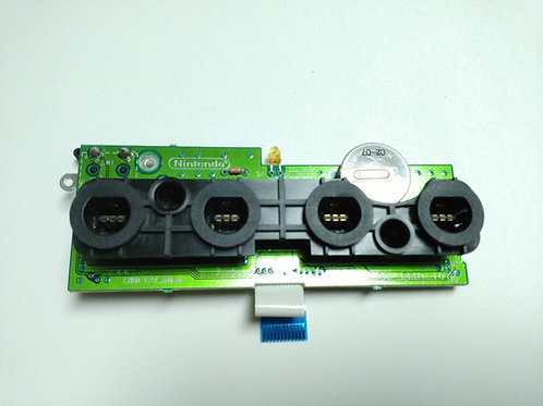 Nintendo Gamecube Controller Port, Reset Switch, Memory Battery Assembly