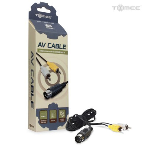 AV Cable for Genesis Model One