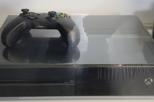 Xbox One Black 500GB with Original Controller
