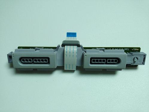 SNES Super Nintendo Controller Port Power Indicator Control Matrix Board
