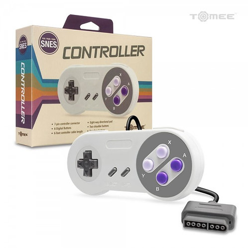 Controller for Super NES® - Tomee