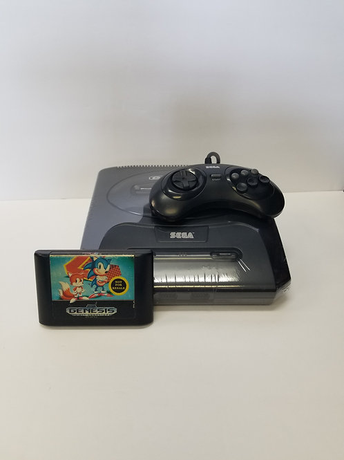 Sega Genesis Model 2 Bundle