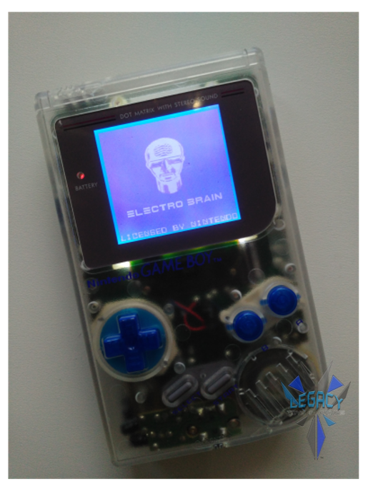 Nintendo Gameboy DMG Handheld Console with BackLight Mod Pre-Installed |  legacytoysandgames