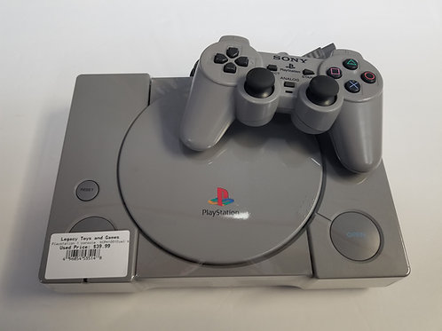 Sony PlayStation One Console (DualShock)