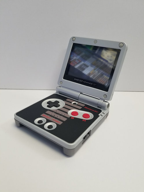 copy of Game boy Advance SP - NES Edition