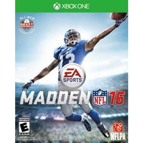 copy of Madden NFL16
