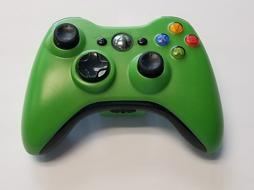 Xbox 360 Wireless Controller (GREEN)