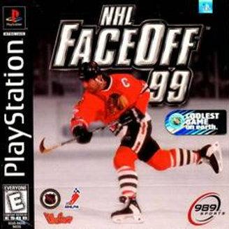 NHL FaceOff 99