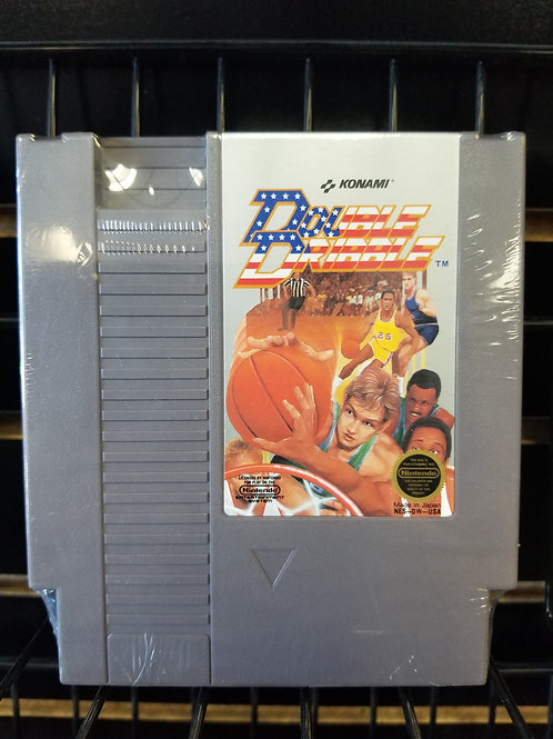 Double Dribble - NES