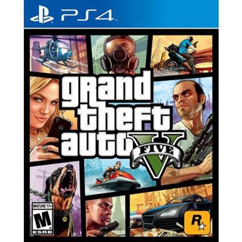 Grand Theft Auto V (Five)