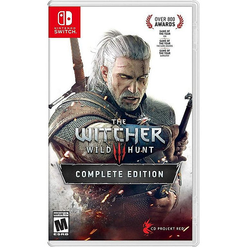 The Witcher III Wild Hunt Complete Edition