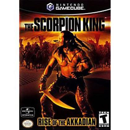 Scorpion King Rise of the Akkadian