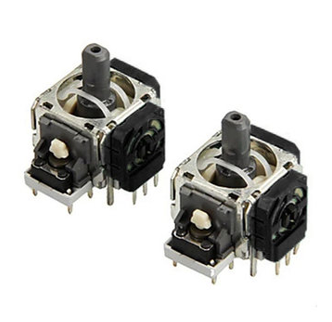 Xbox One Wireless Controller Analog Joystick Repair Replacement Parts Set  of 2