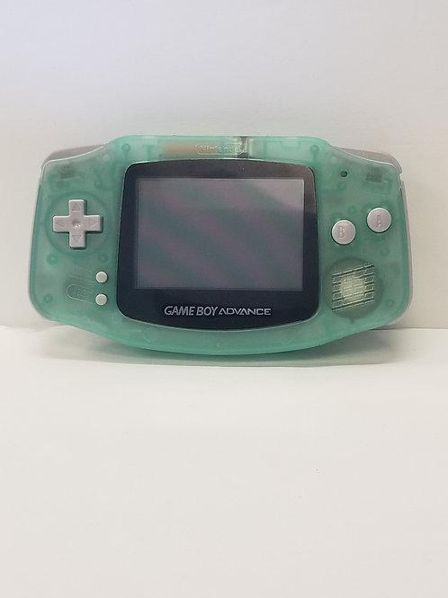 Game Boy Advance - AGB-001 Custom Green