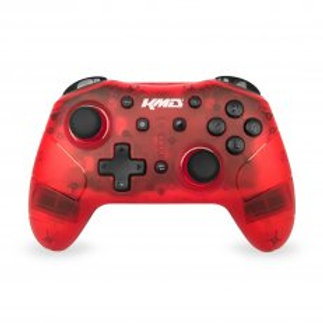 KMD Wireless Pro Controller for Switch - RED