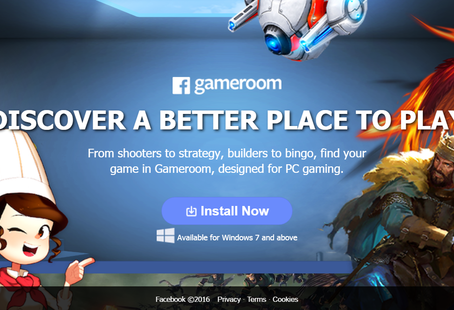Facebook gameroom is out and looks promising, and free?
