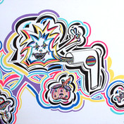 Blow Dryer CLown
