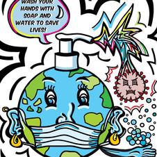 Dispensing Global Awareness