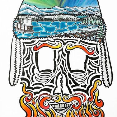 Sam McGee Skull