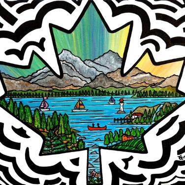Canadian Maple Leaf