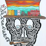 Dawson City Miner Skull