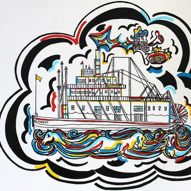 SS Klondike Gold Panner 1