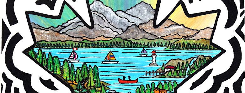 Canada - Art Print